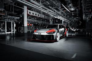 Audi RS6 GTO Concept 2020