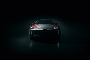 Audi RS6 GTO Concept Wallpaper