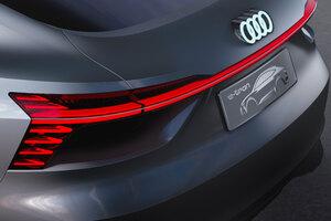 Audi Sportback Etron Concept
