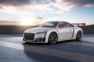 Audi TT Clubsport Turbo Concept 2 Wallpaper