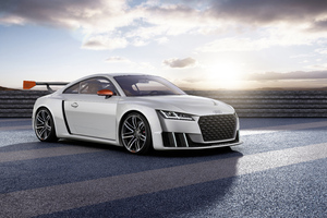 Audi TT Clubsport Turbo Concept 2020 Wallpaper