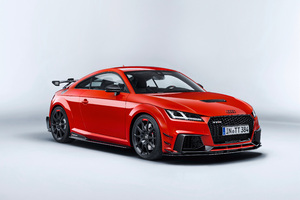 Audi TT RS Performance Parts Wallpaper