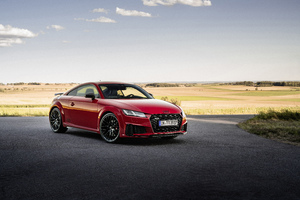 Audi TTS Competition Plus Coupe 10k Wallpaper