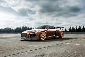 Audi Tuning Prior Design ADV1 R8 Wallpaper
