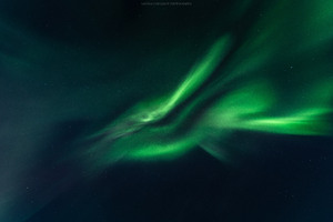 Aurora Borealis 8k Wallpaper