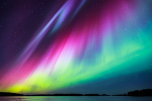 Aurora Borealis Beautiful 4k Wallpaper