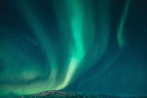 Aurora Borealis Bright Colors