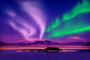 Aurora Borealis Canada Wallpaper