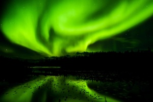 Aurora Borealis Northern Light