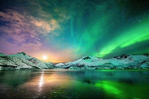 Aurora Northern Lights 4k