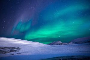 Aurora Sky 5k Wallpaper