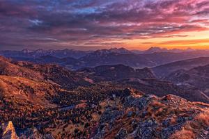 Austria Mountains Nature Scenery Wallpaper