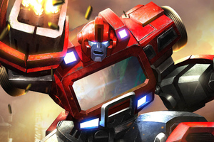 Autobots Transformers Wallpaper