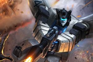 Autobots Transformers Art