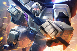 Autobots Transformers Artwork Wallpaper