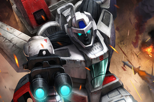 Autobots Transformers HD
