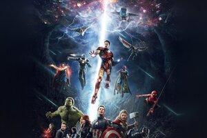 Avengers 2018 New
