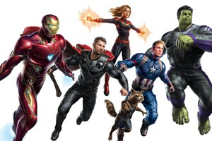 Avengers 4 2019 Movie