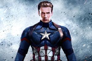 Avengers 4 Captain America 4k