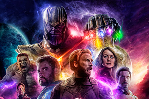 Avengers 4 End Game 2019