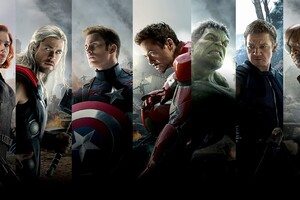 Avengers Age Of Ultron 2 Wallpaper