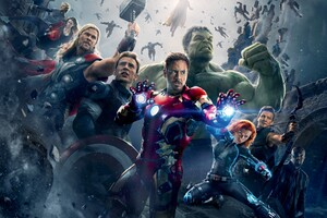 Avengers Age Of Ultron 3 Wallpaper