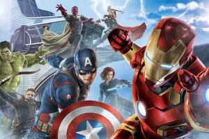 Avengers Artwork 5k Wallpaper