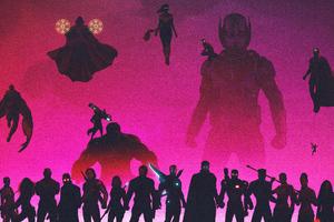 Avengers 4 2019 Wallpaper