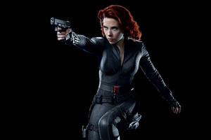 Avengers Black Widow 8k Wallpaper