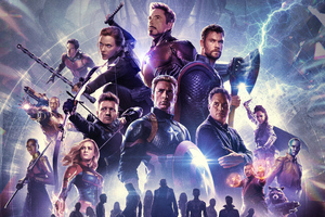 Avengers End Game New Poster