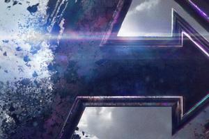 Avengers End Game Poster Wallpaper