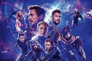 Avengers Endgame 12k