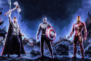 Avengers Endgame 2019 4K