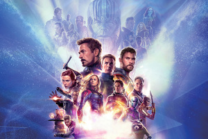 Avengers Endgame 2019 8k