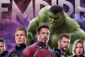 Avengers Endgame 2019 Empire Magazine