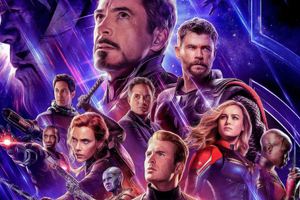 Avengers Endgame 2019 Official Poster Wallpaper