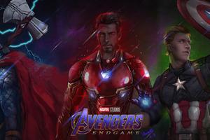 Avengers Endgame 2020 4k