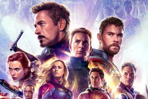 Avengers Endgame 5k Wallpaper