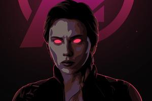 Avengers Endgame Black Widow 4k Wallpaper