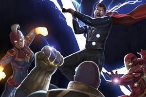 Avengers Endgame Fan Made