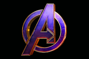 Avengers Endgame Logo 4k Wallpaper