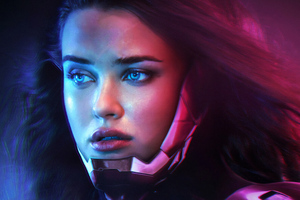 Avengers Endgame Morgan Stark 4k Wallpaper