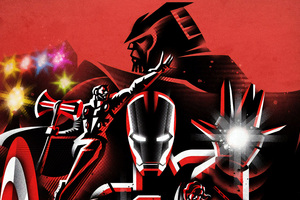 Avengers Endgame New Wallpaper