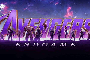 Avengers Endgame New Poster 2019 Wallpaper