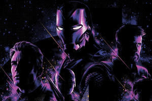 Avengers Endgame New Poster