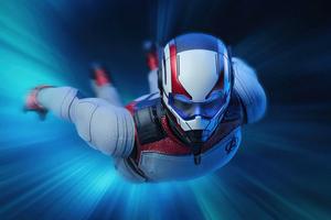 Avengers Endgame Tony Stark Team Suit 4k Wallpaper