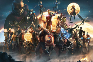 Avengers Endgame4k Wallpaper