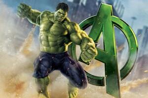 Avengers Hulk Wallpaper