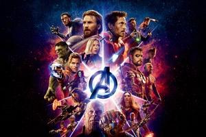 Avengers Infinity War 12k