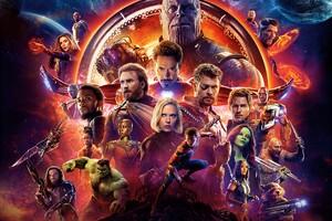 Avengers Infinity War 2018 10k Poster Wallpaper